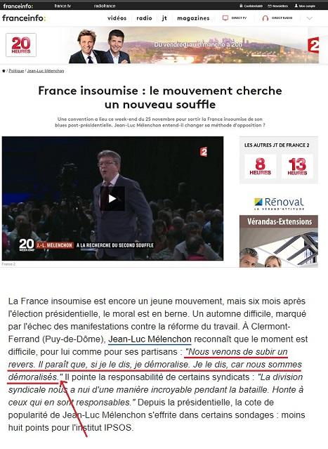 Site France 2, bidonnage toujours en ligne le 02/12/2017 - ThePrairie.fr !