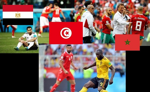 Maroc - Tunisie - Egypte - Russie2018 - ThePrairie.fr !