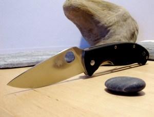 Spyderco Tenacious G10 - My everyday carry knife.