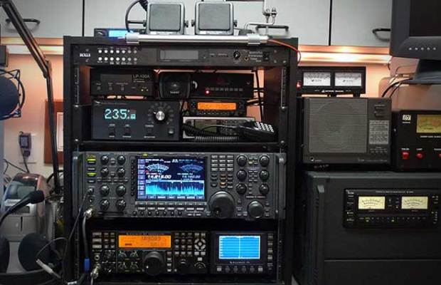 Ham Radio is the often the only available communication after a disaster.