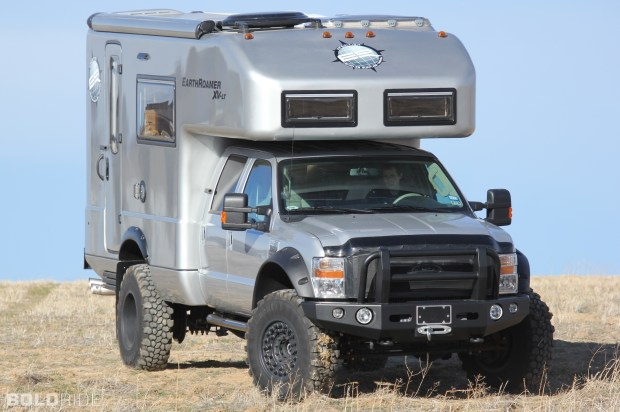Ford EarthRoamer - Closer to what I think would be necessary to handle SHTF.