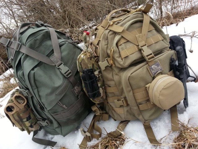 Maxpedition makes excellent bags.