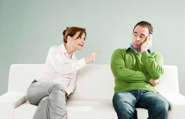 Any time you are spending convincing your spouse they are wrong is a waste of time.