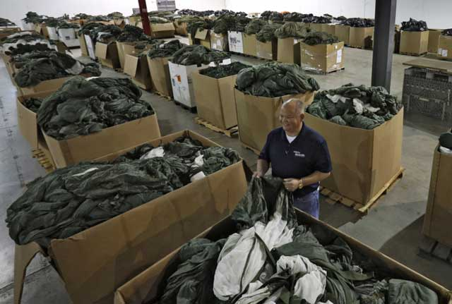 Military Surplus stores can be a good source of deals on some of your prepping supplies.