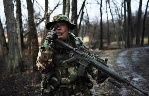 MilitaryHandSignals
