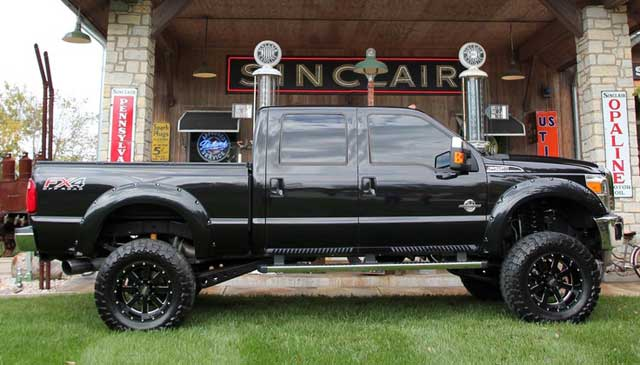 Trucks are one of the most common bug out vehicles for their capacity and off-road ability.