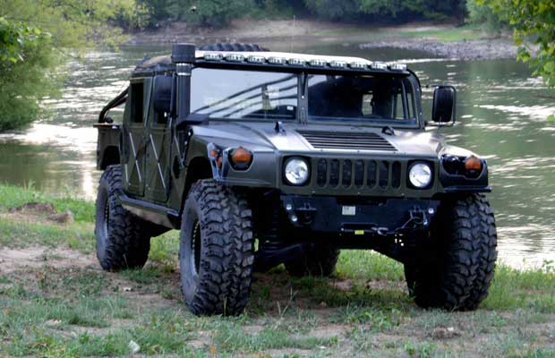 A surplus Hummer could be an incredible savings and give you a battle tested winner.