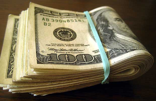How much money do you have in your bug out bag?
