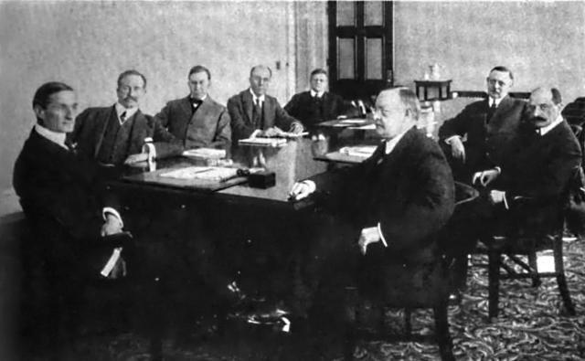 Federal Reserve Board - 1917