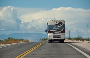 rv-on-road