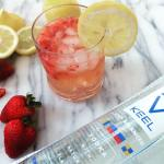 Strawberry Lemonade with KEEL Vodka