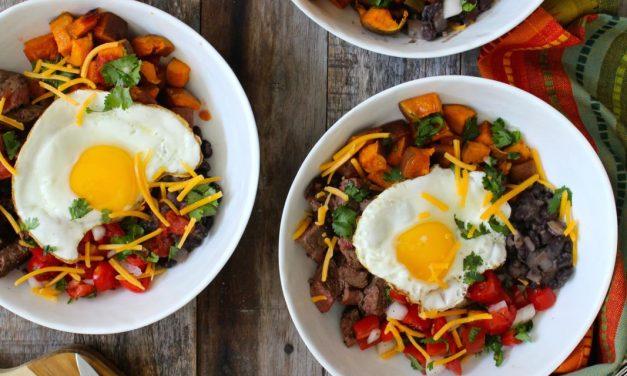 Tex-Mex Breakfast Bowls
