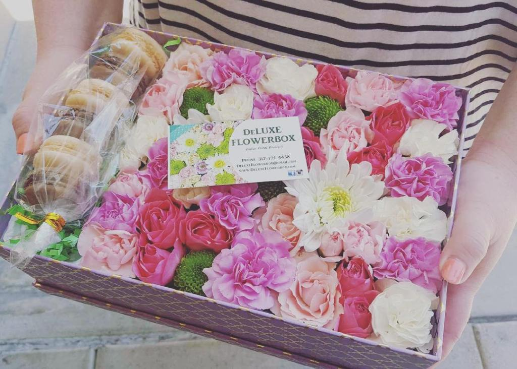 Seriously! A box of FLOWERS! I cant get over thishellip