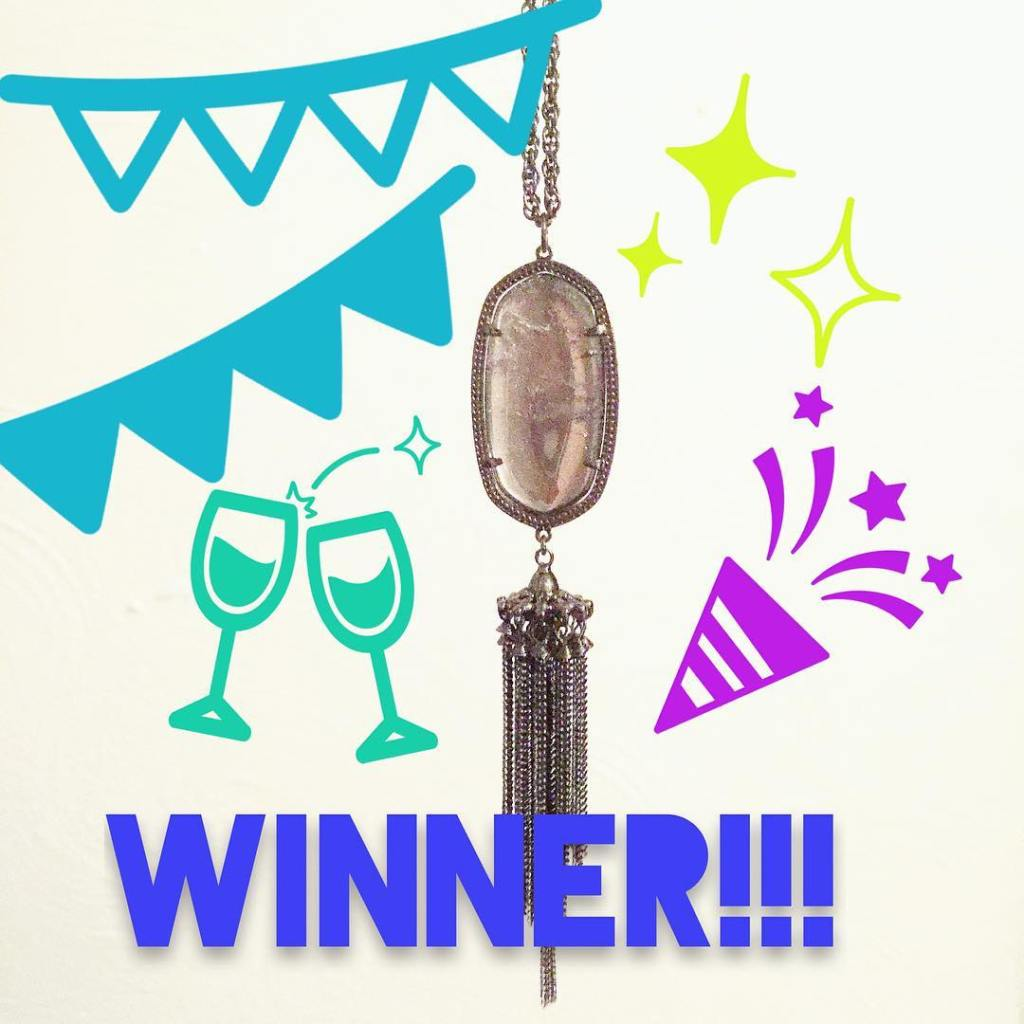 Congratulations to learningmoderation for winning my contest! You get thishellip