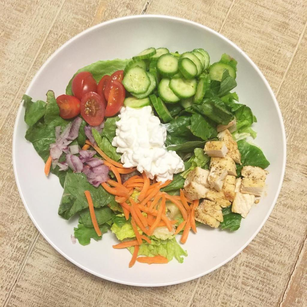 SALAD QWEEN STRIKES AGAIN! Be sure to check out myhellip