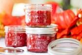 Paleo Rosemary Raspberry Jam - www.ThePrimalDesire.com