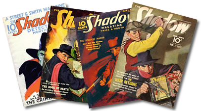 The Shadow pulp magazines