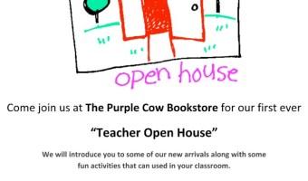 Teacher Open House