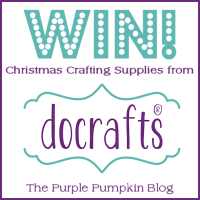 [ENDED]Christmas in July Craft Supply Giveaway with docrafts
