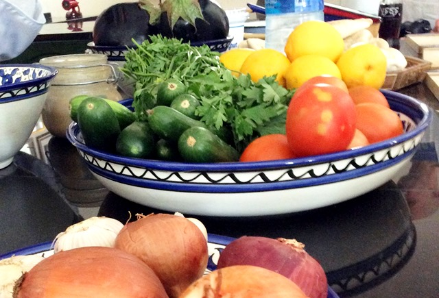 Arabic Cookery ingredients - Beit Sitti
