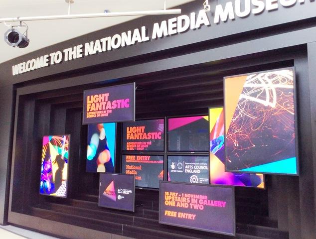 Bradford National Media Museum Yorkshire - photo zoedawes