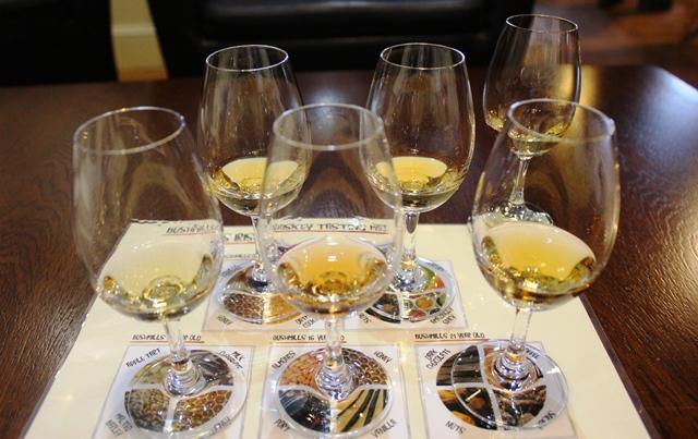 Bushmills Distillery whiskey - Northern Ireland zoedawes