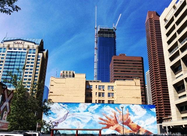 Calgary City Centre Alberta - photo zoe dawes