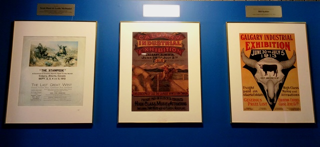 Historic Calgary Stampede Posters - photo zoe dawes