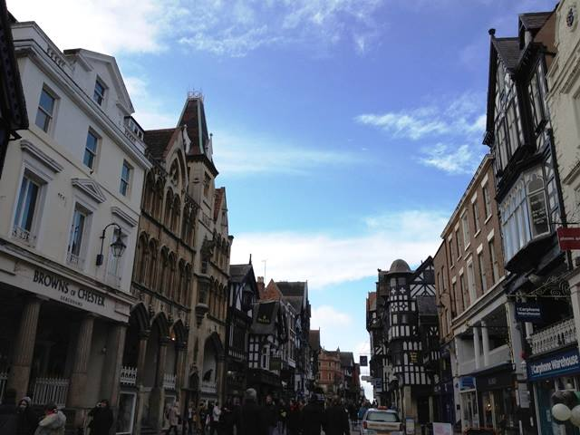 Eastgate Chester - zoedawes