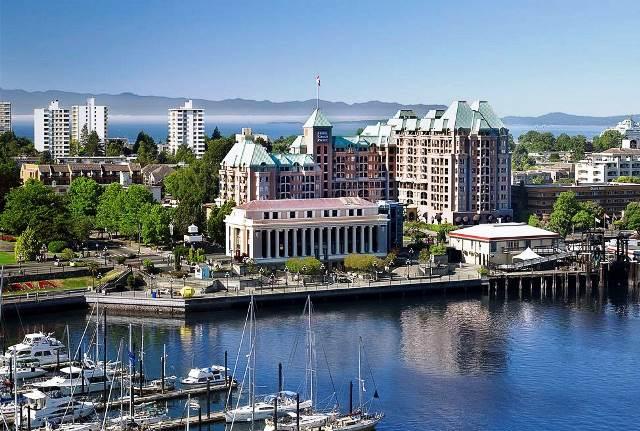 Hotel Grand Pacific - Victoria Canada