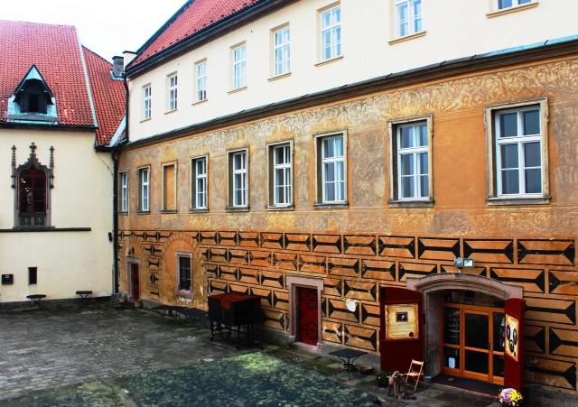 Hruba Skala Chateau bohemian paradise - zoedawes