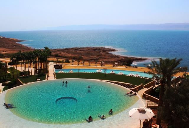 Kempinski Ishtar Hotel Dead Sea Jordan - image zoedawes