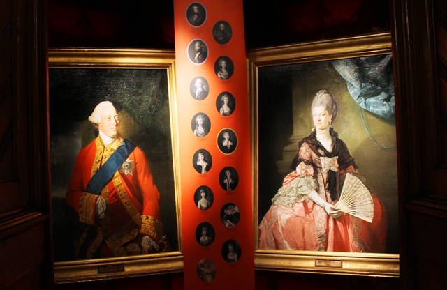 King George III and Queen Charlotte - zoedawes
