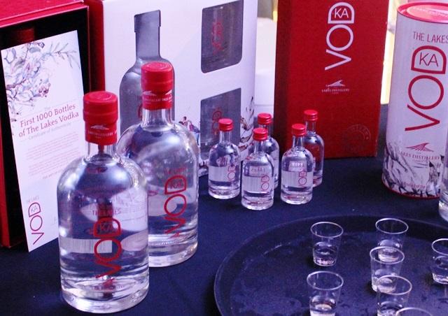 The Lakes Vodka - Kendal Food Festival - zoedawes
