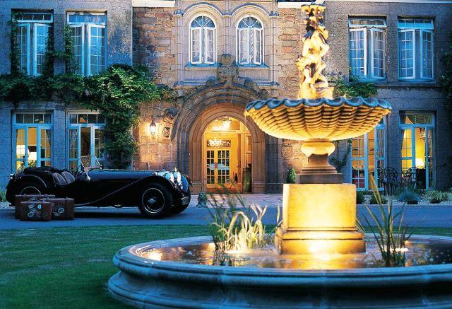 Longueville Manor Hotel Jersey