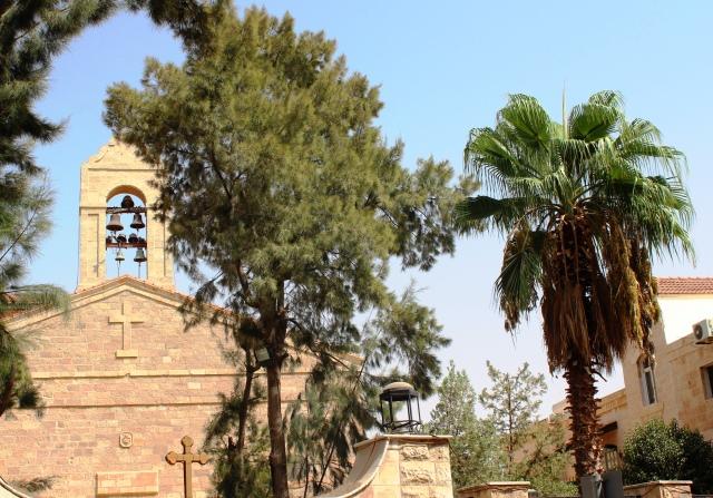 Madaba Church of St George Jordan - photo zoedawes