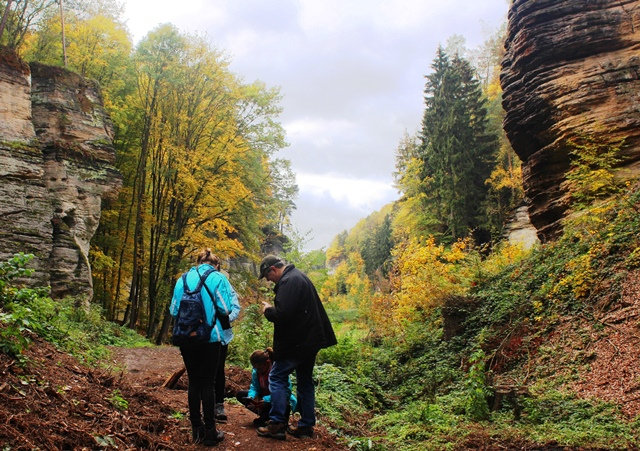 Plakanek Valley Trail czech republic - zoedawes