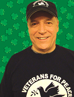 Pat Scanlon  Photo: Veterans for Peace