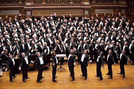 Boston Gay Men's Chorus  Photo: BGMC