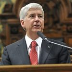 Creep of the Week: Gov. Rick Snyder's Religious Beliefs, Against Gay Parents