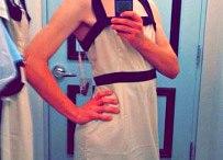 Beautiful Leelah Alcorn  Photo: Selfie originally from Tumblr