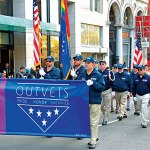 OUTVETS to Make History Marching in Boston's St. Patrick's Day Parade