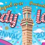 """Carnival 2015: """"Candy Land"""" Sugars P-Town"""