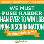 Mass. Lags Behind Transgender Protections; Freedom Massachusetts Launches