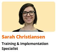 Sarah Christiansen
