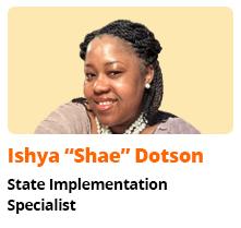 """Ishya """"Shae"""" Dotson"""