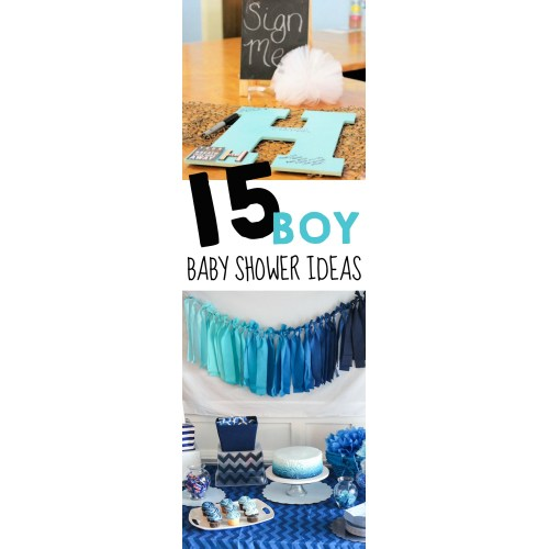Medium Crop Of Baby Shower For Boys