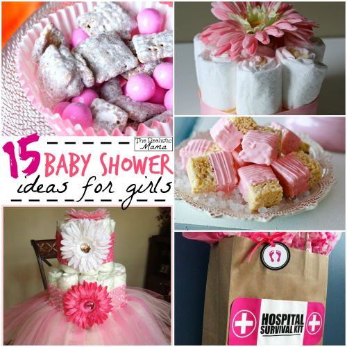 Medium Of Girl Baby Shower Ideas