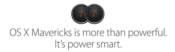 OS X Mavericks Intro