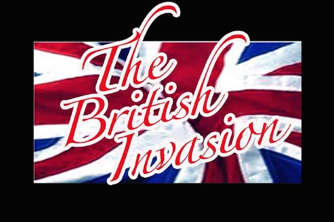 """The British Invasion"""